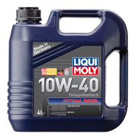 Liqui Moly Optimal Diesel 10w-40 4 л