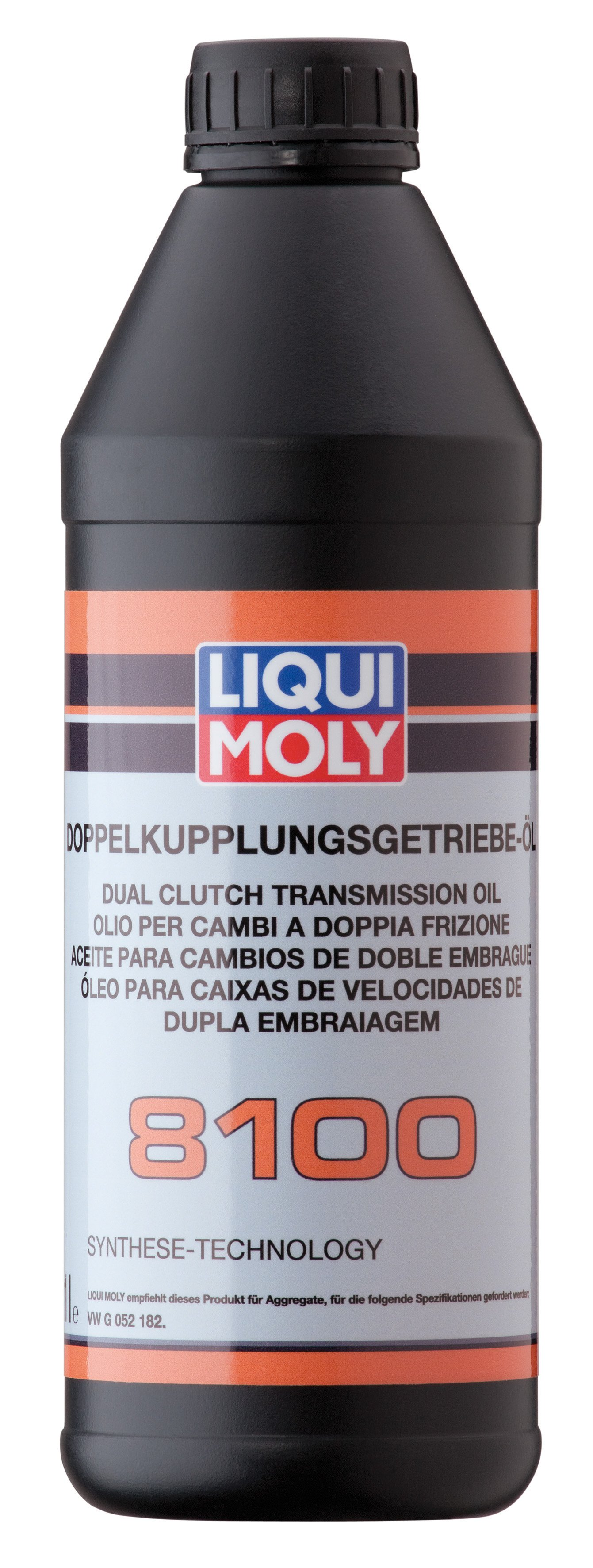 Liqui Moly DOPPELKUPPLUNGSGETRIEBE-OL 8100 (DSG) 1л