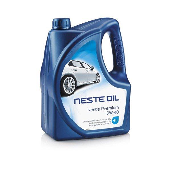 Neste Premium+ 10w-40 4 л