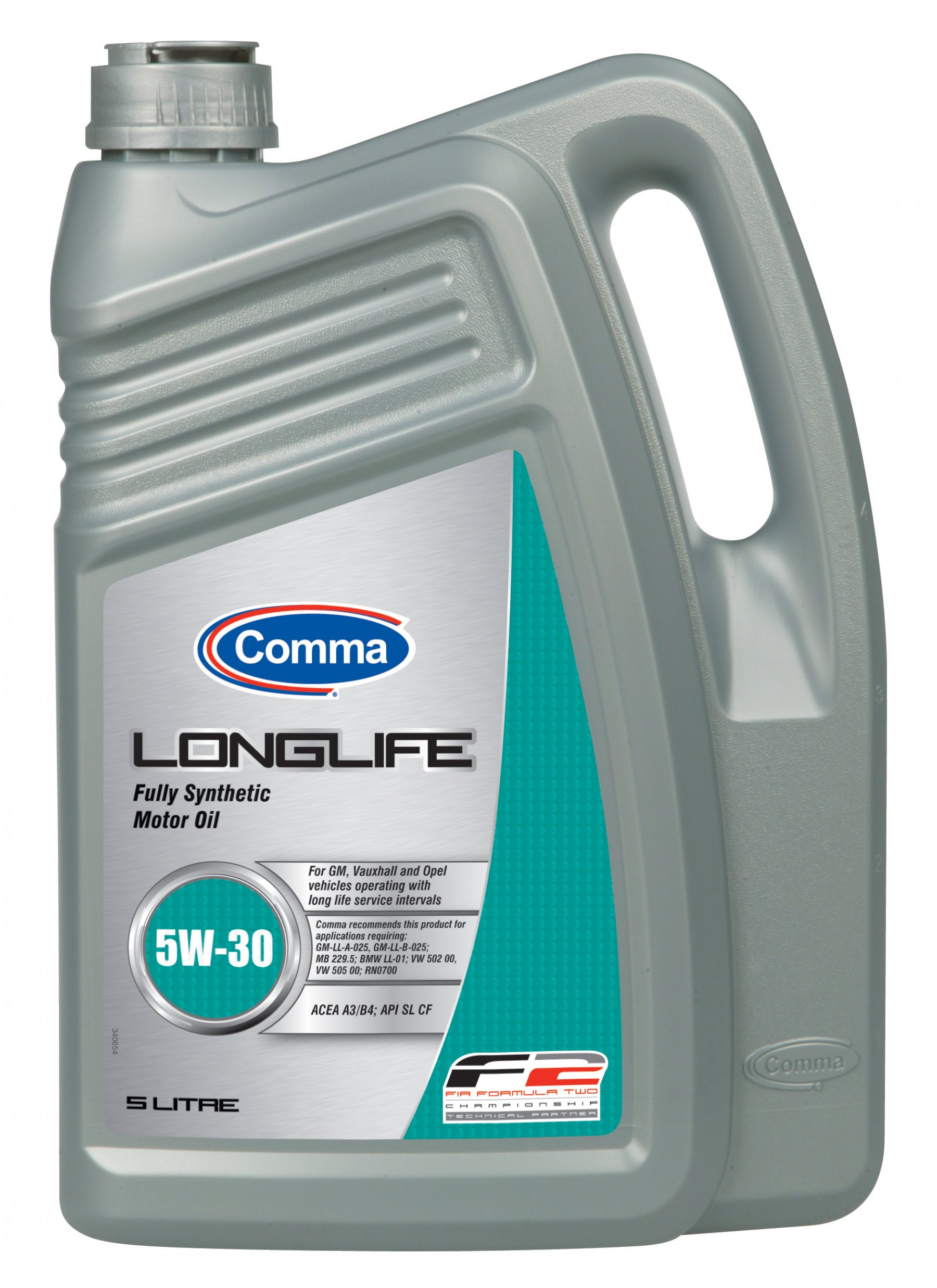 Comma Long Life 5w-30 4 л