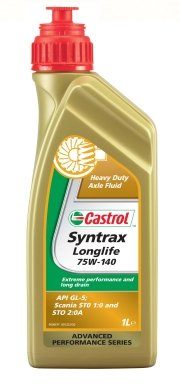 Castrol Syntrax Longlife 75w-140