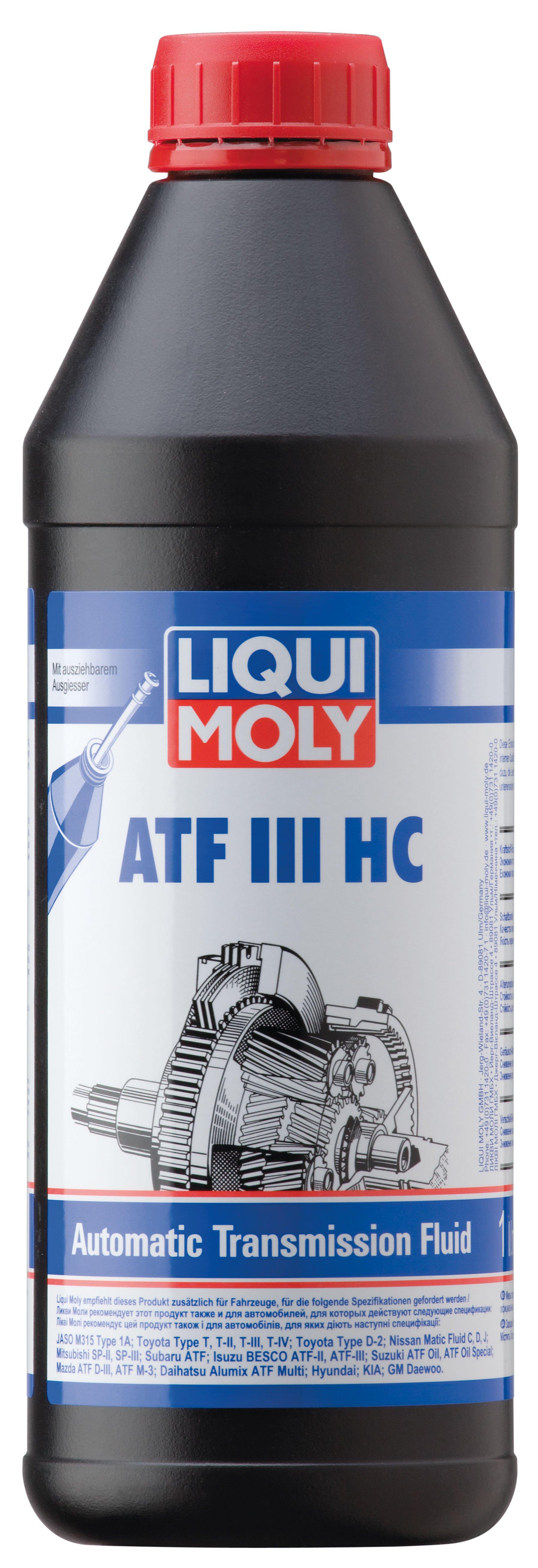 Liqui Moly ATF III HC