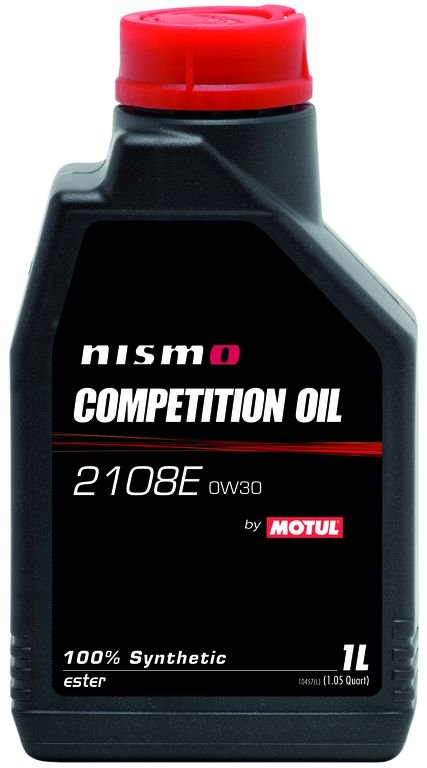 Motul Nismo Competition Oil 2108E 0w-30 5 л