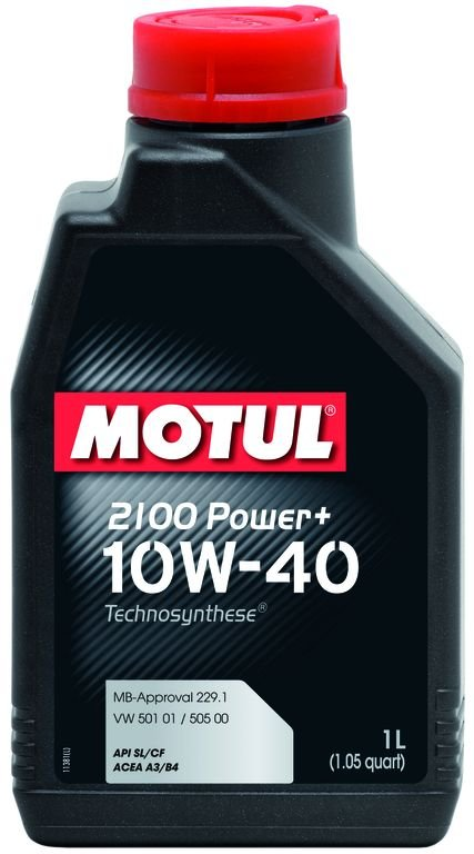 Motul 2100 Power+ 10w40 4 л