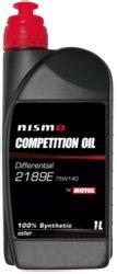 Motul Nismo Competition Oil 2189e 75w-140 1л