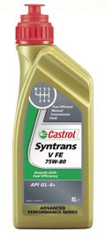Castrol Syntrans V FE 75w-80