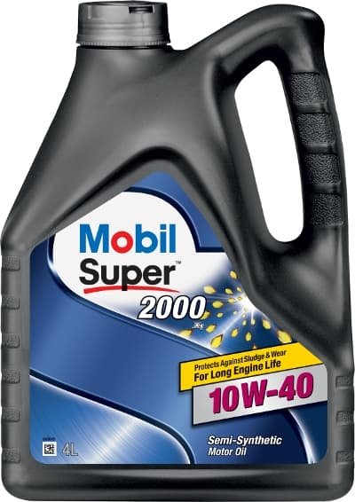 Mobil Super 2000 X1 10W-40 4 л