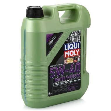 Liqui Moly Molygen 5w-40