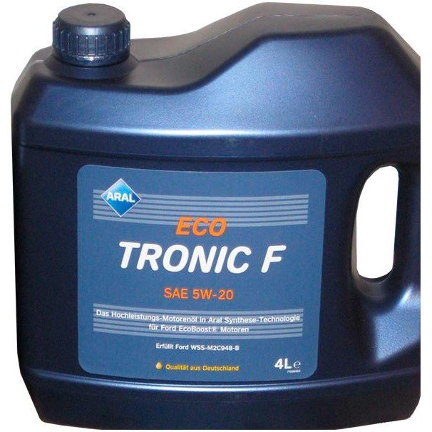 Aral EcoTronic F 5w-20 4 л