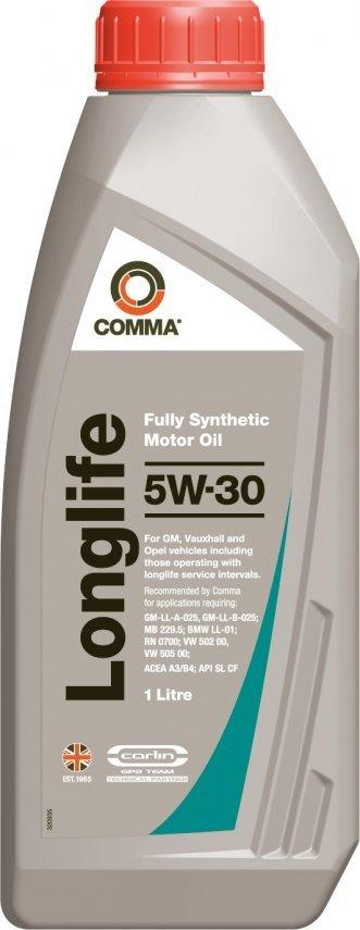 Comma Long Life 5w-30