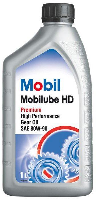 Mobil Mobilube HD 80w-90