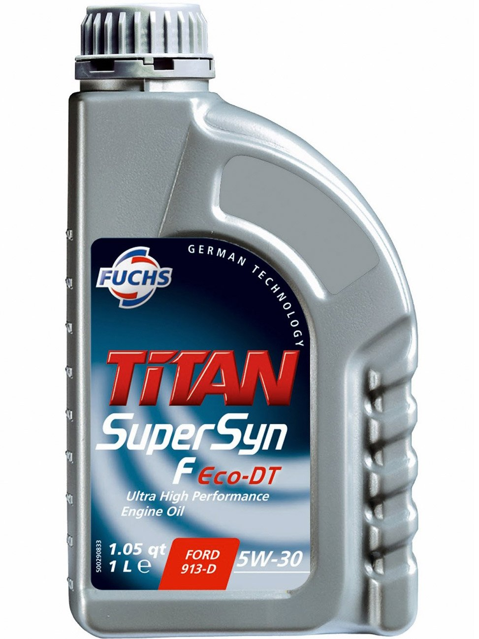 Fuchs Titan SUPERSYN F Eco-DT 5w-30