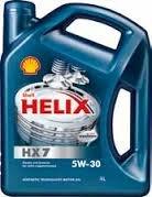 Shell Helix HX7 5w-30 4 л