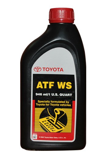 Toyota ATF WS USA