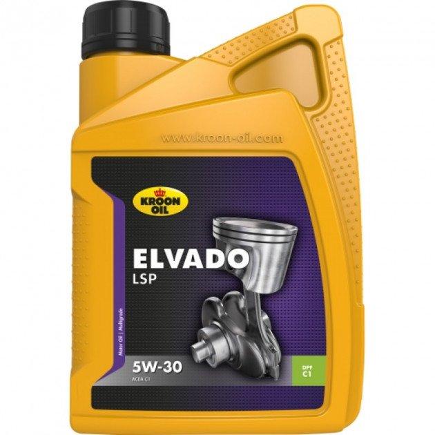 KROON OIL  ELVADO LSP 5W-30