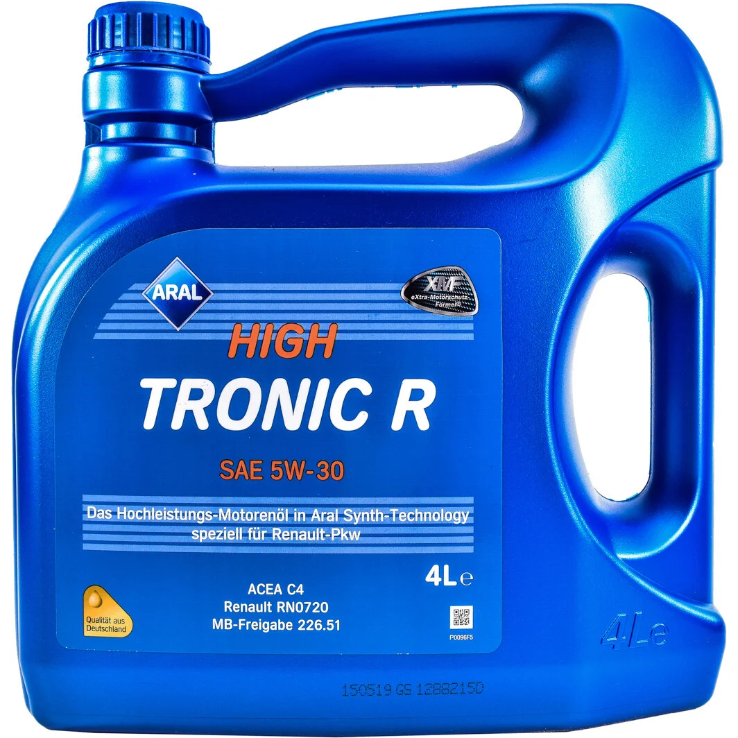 Aral HighTronic R SAE 5w-30-4 л