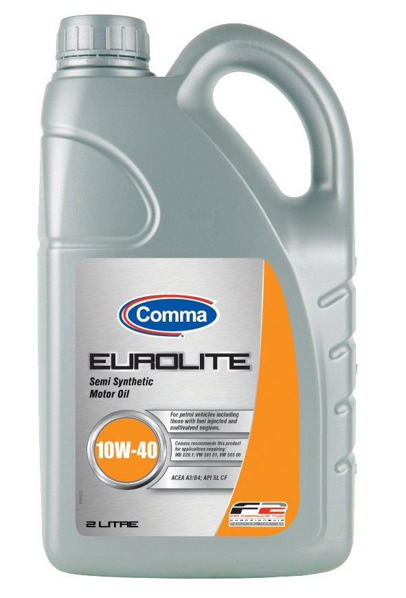Comma Eurolite 10w-40 4 л