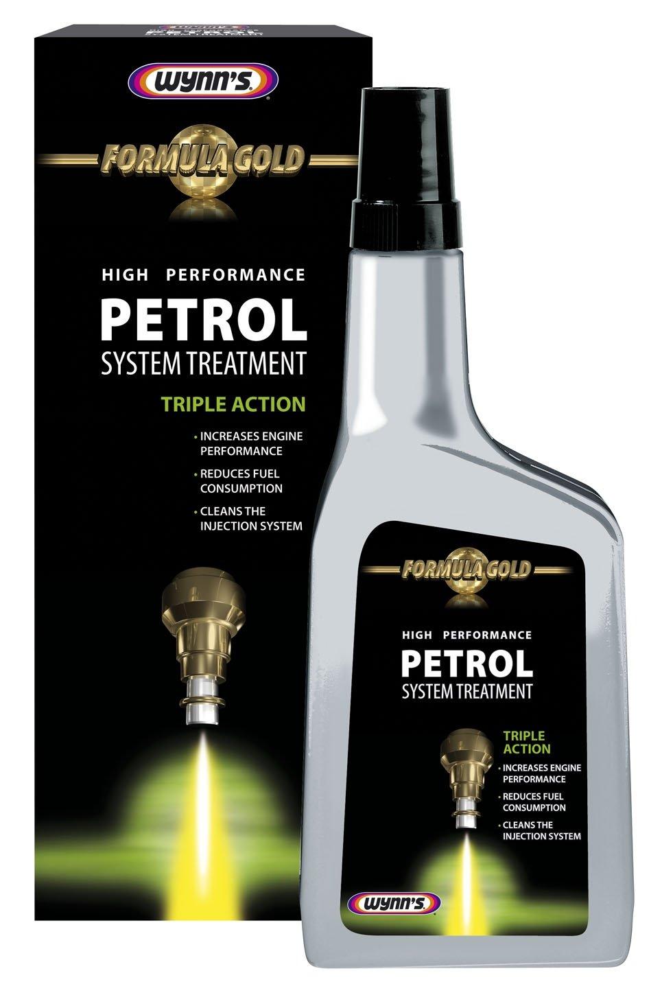 Wynns Formula Gold Fuel System Treatment