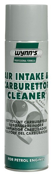 Wynns Air Intake and Carburettor Cleaner