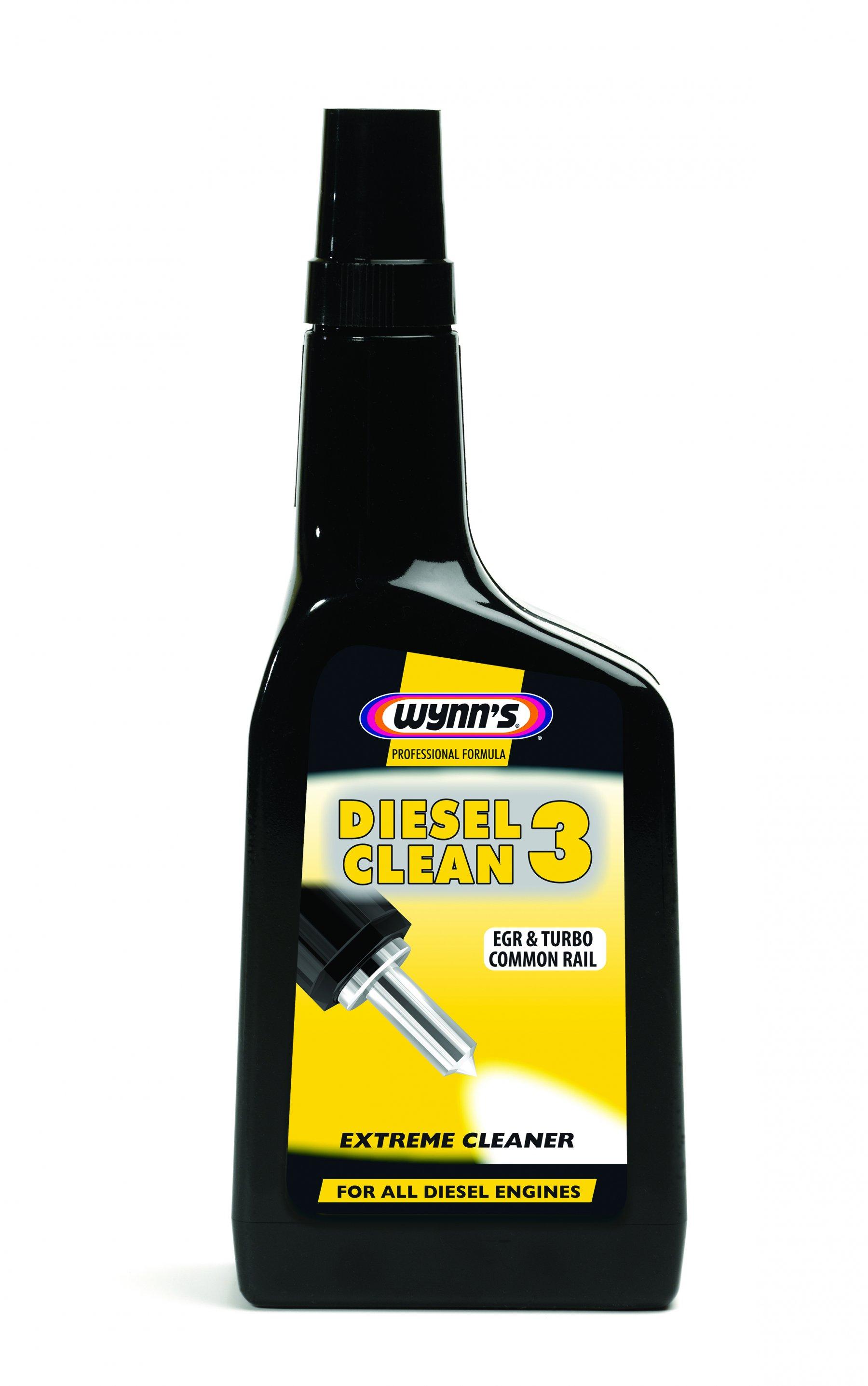 Wynns Diesel Clean 3