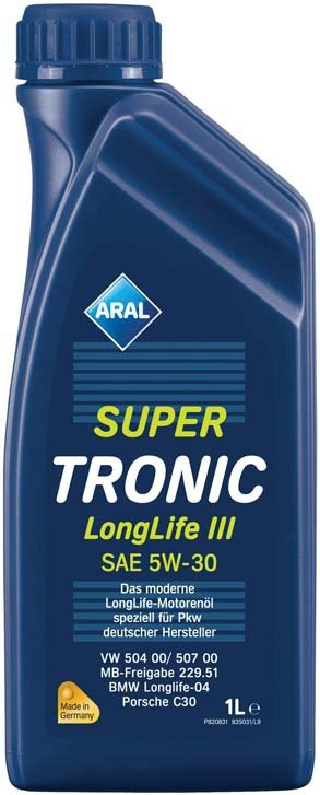 Aral SuperTronic Longlife III SAE 5w-30