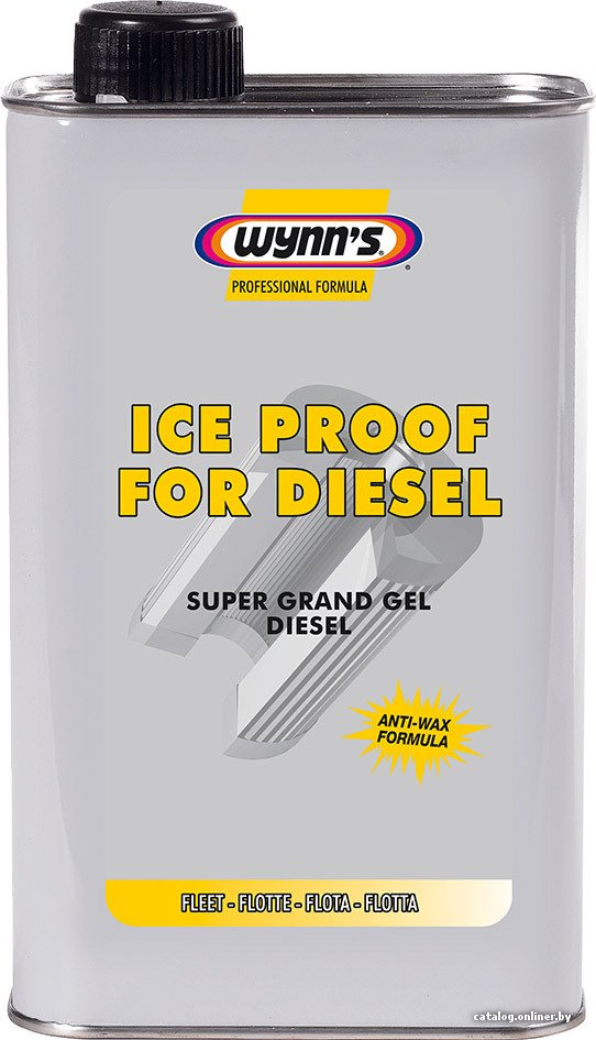 Wynns Ice Proof for Diesel