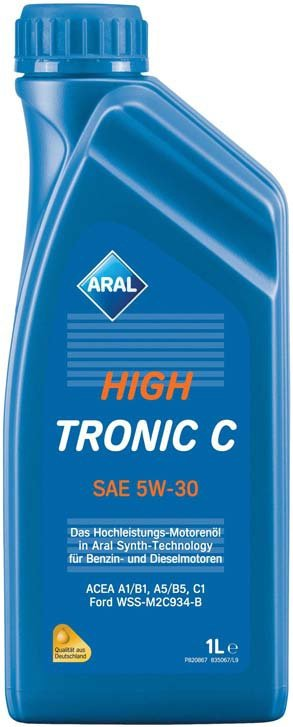 Aral HighTronic C SAE 5w-30 1 л