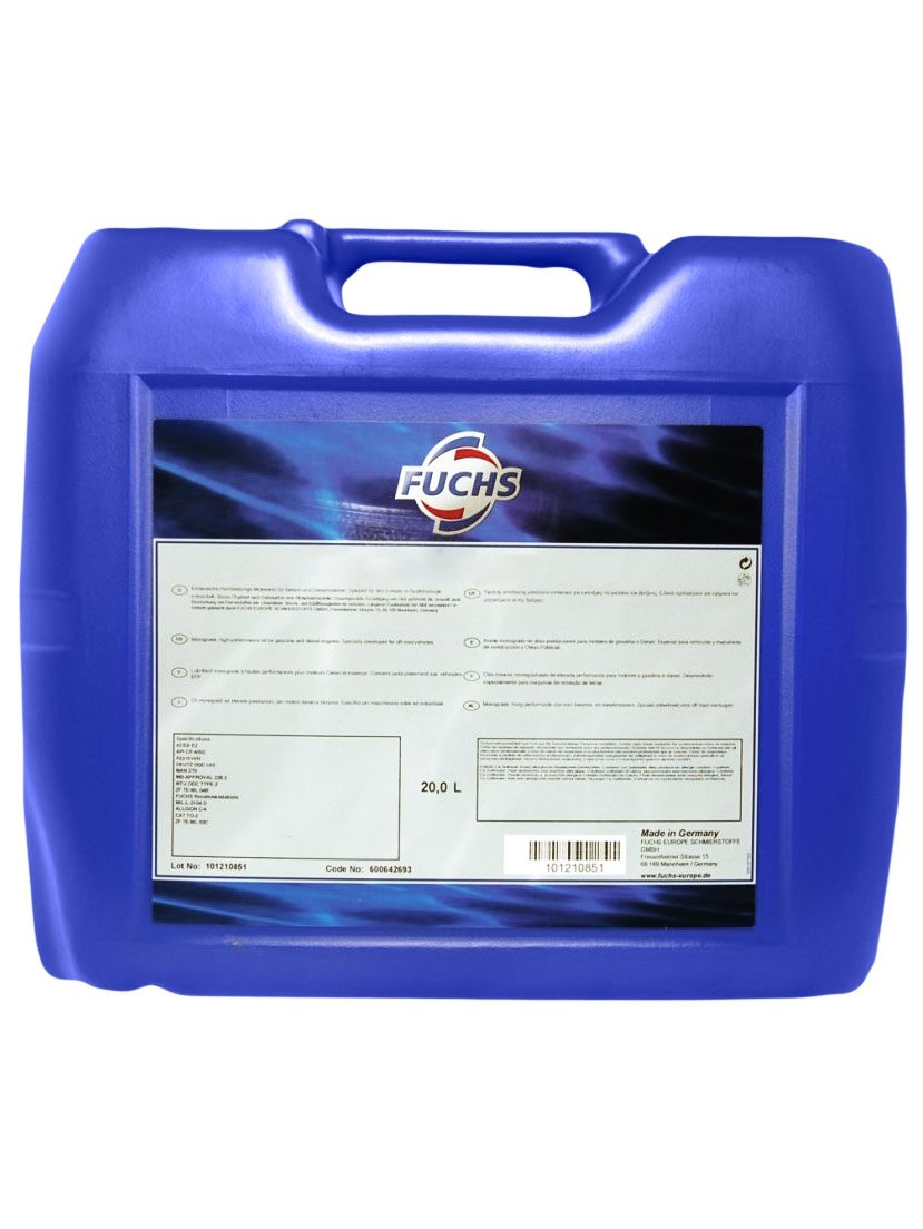 Fuchs Titan SINTOPOID FE 75w-85 1л