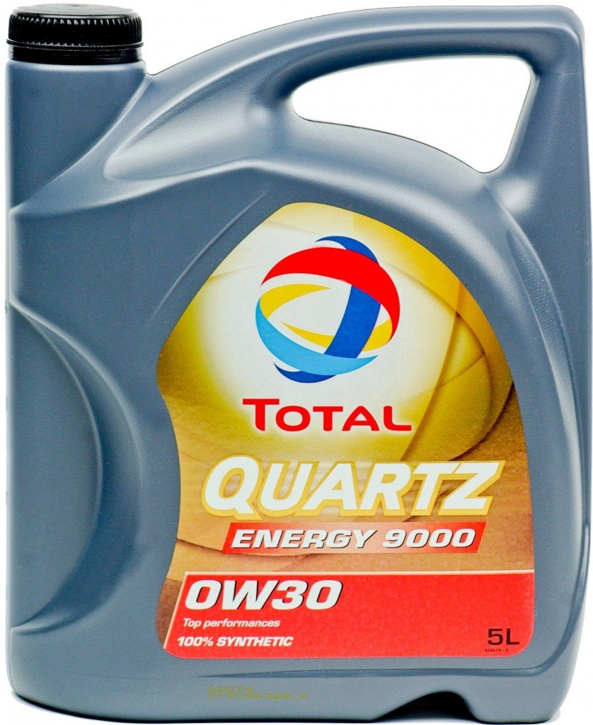 Total Quartz 9000 Energy 0w-30 4 л