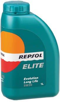 Repsol Elite Evolution Long Life 5w-30 5 л
