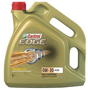 Castrol EDGE A5/B5 Titanium FST 0w-30 4 л