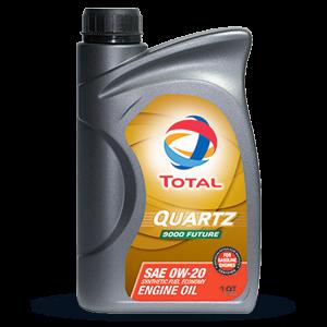Total Quartz 9000 Future GF5 0w-20 1 л