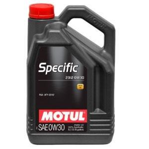 Motul Specific 2312 0w-30 5 л