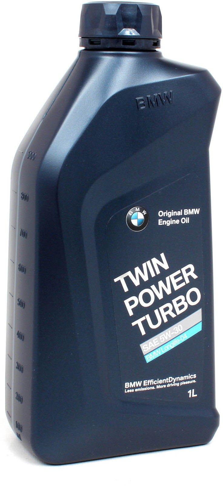 BMW TwinPower Turbo LL-04 5w-30 1л