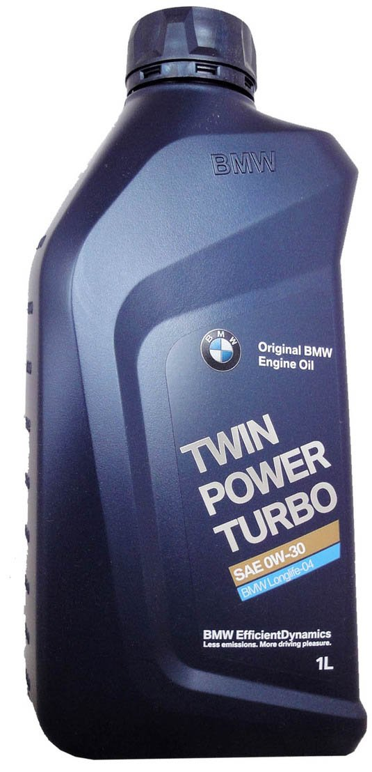 BMW TwinPower Turbo LL-04 0w-30 1л