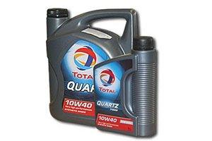 Total Quartz 7000 Diesel 10w-40 4 л