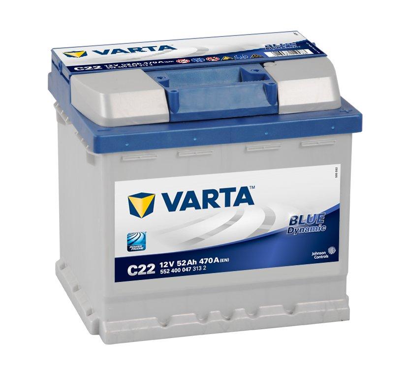 Varta Blue Dynamic 552400047
