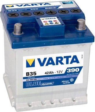 Varta Blue Dynamic 542400039