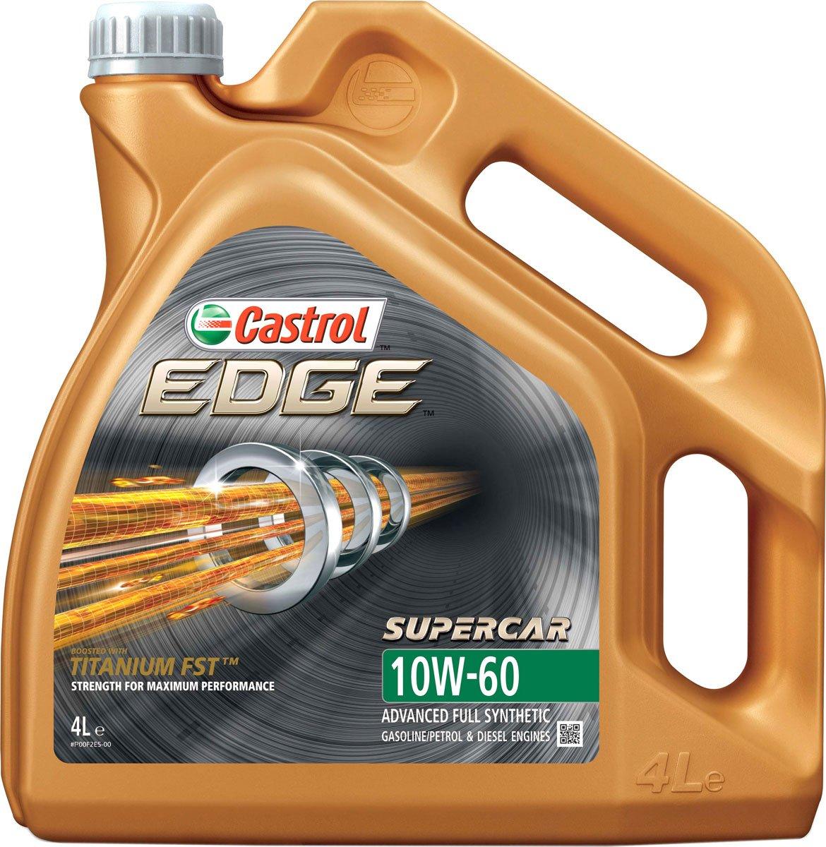 Castrol EDGE SUPERCAR Titanium FST 10w-60