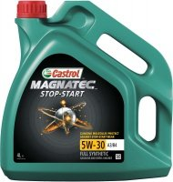 Castrol Magnatec Stop-Start A3/B4 5w-30