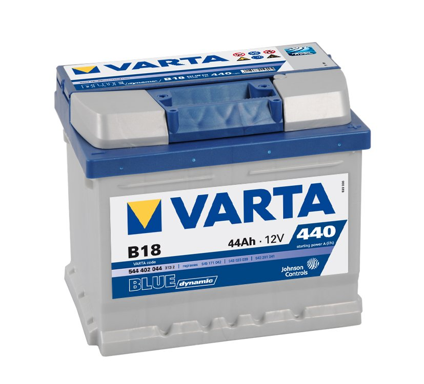 Varta Blue Dynamic 544402044