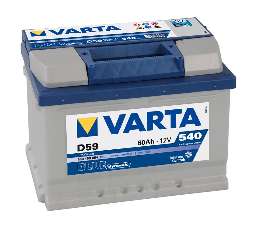 Varta Blue Dynamic 560409054