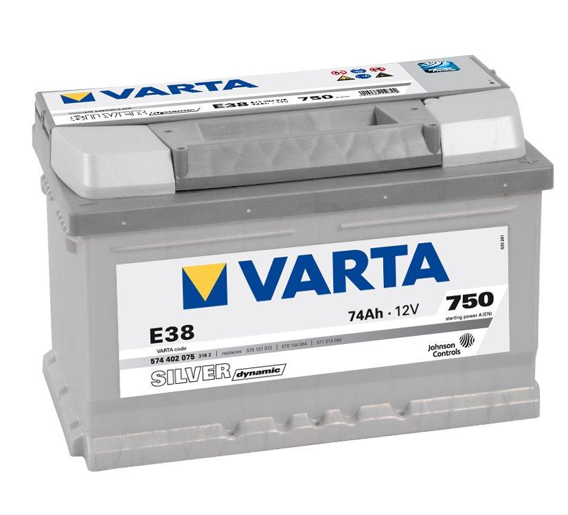 Varta Silver Dynamic 574402075