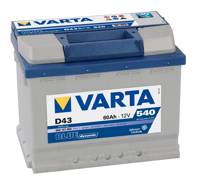 Varta Blue Dynamic 560127054