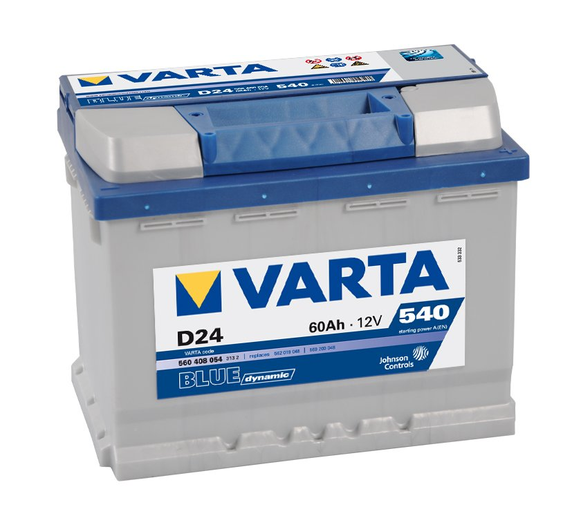 Varta Blue Dynamic 560408054