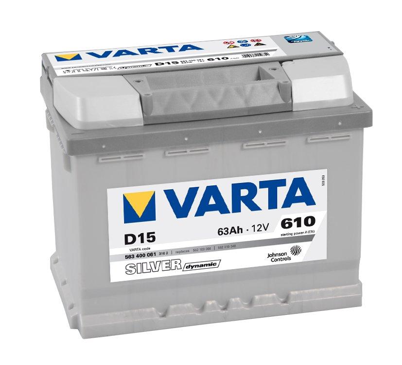 Varta Silver Dynamic 563400061