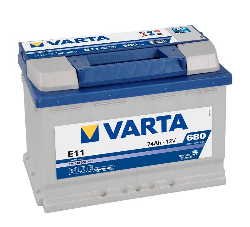 Varta Blue Dynamic 574012068