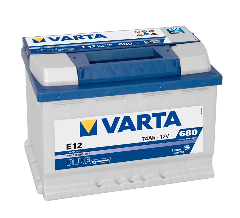 Varta Blue Dynamic 574013068