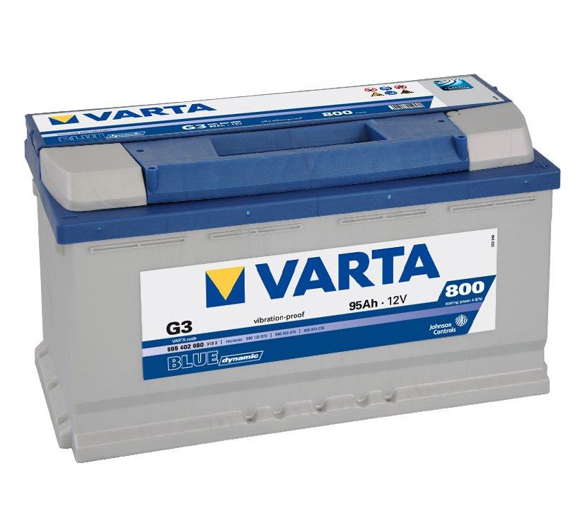 Varta Blue Dynamic 595402080