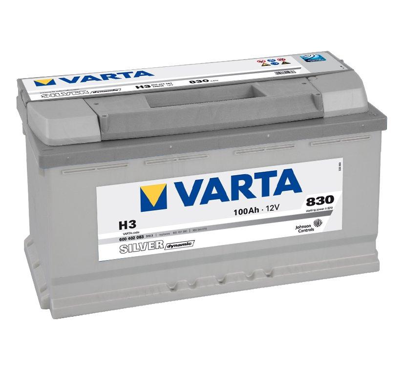 Varta Silver Dynamic 600402083